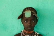 African style / That special panache! / by Lulu Kitololo / Afri-love