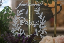 Anything French / by Wyshmoor Interiors, Susan R. Schmalz