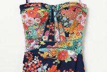 ..a floral wardrobe / by Tina Rose