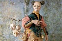 Art of Puppets an Masks