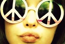 pEace.  bohemian. / hippy. peace. bohemian. / by cRystal cEbryk-KNeller. `kIZZ.