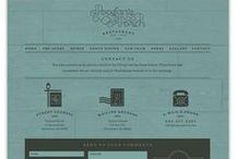 Digital design / Interactive design. Websites, apps etc.