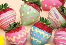 St. Patrick's Day & Easter / A collection of recipes, crafts, decor, and more for St. Patrick's Day and Easter!