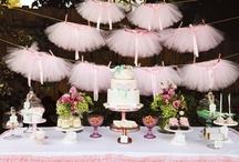 Ballerina Party / Ballerina Themed Birthday Party
