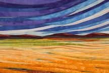 Quilts: Landscape / by Candy Adams