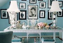 Inspiration for Olivia's Bedroom / Children's Bedroom