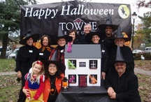 Halloween at Towne & around
