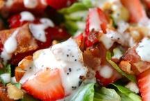 Salads/Green salads/Jello salads