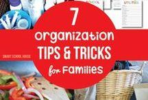 organization and chores charts / by Jennifer Beardsley
