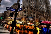 Travel | New York City / Places to stay, see and dine in NYC and other travel info for visiting the Big Apple.
