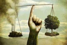 Earth - help save it. / by Linda Liudahl