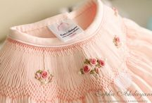 Sewing / All things sewing.  I especially love smocking and heirloom sewing.   / by Anne Glasser