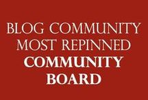 Blog Community Most Repinned / Want your pins to be shared by other pinners?  Pin an unlimited number of your most re-pinned pins and share this board!  Go to www.pinterest.com/source/yoursite.com to find your most re-pinned pins.  (If you don't have a business account with Pinterest, just pin your site's best pins.)  To be added to this board, follow Ginny (https://www.pinterest.com/modcommonplace/) and this board - and email your name and/or email address to moderncommonplacebook@gmail.com #blogging  / by Ginny (Blog + Web Design)