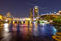 Travel | Grand Rapids / Places to eat and drink, attractions to visit, things to do, and places to stay in Grand Rapids, Michigan.