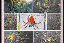 Spiders October