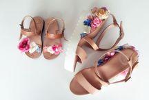 K & Elphy / Greek Handmade Sandals by K&Elphy