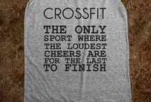 Crossfit  / by Libby Benton