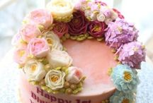 Buttercream and Royal Icing tutorials / by Samantha Speer ~Sweet Jeanie Cakes ~
