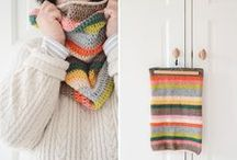 Crochet ~ For The Neck / Everything that goes around your neck :)