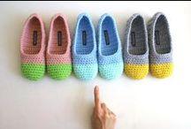 Crochet ~ For The Feet