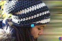 Crochet ~ For The Head