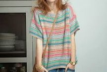 Crochet ~ Sweater * Top