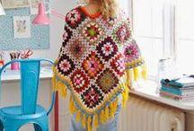 Crochet ~ Jacket * Shrug * Poncho