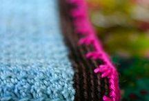 Crochet ~ Blanket * Pattern