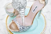 Shoes and Accessories - pretty shiny things that make you sparkle / by Karma Schopp