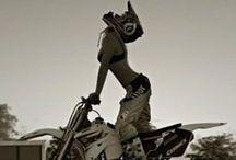 Dirtbiking photoshoot