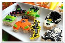 Halloween & Thanksgiving / A collection of recipes, crafts, decor, and more for Halloween and Thanksgiving!