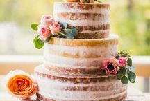 Cakes: Natural Rustic Wedding / Sweet Simple Rustic Lovely / by Samantha Speer ~Sweet Jeanie Cakes ~