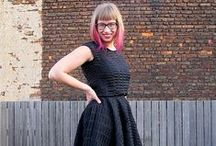 Our Patterns, Your Creations / A collection of garments made with our sewing patterns