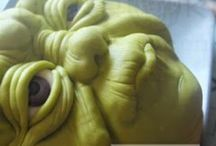 Cakes: Novelty / Scultped, 3D Themed Cakes / by Samantha Speer ~Sweet Jeanie Cakes ~