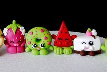 Cupcake Toppers / Fondant Gumpaste  / by Samantha Speer ~Sweet Jeanie Cakes ~