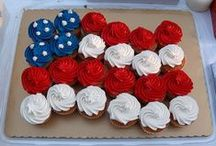 Summer & 4th of July / A collection of recipes, crafts, decor, and more for summer and 4th of July!