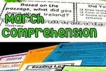KINDERGARTEN COMPREHENSION / All things comprehension, including activities, worksheets, games, questions and more. Anything related to reading comprehension strategies and improving comprehension skills will be pinned here!