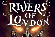 Ben Aaronovitch - Rivers of London/PC Peter Grant Series / All things pertaining to the Rivers of London/PC Peter Grant series written by Ben Aaronovitch