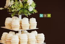 Wedding Cupcakes / Cupcake towers, Cupcake stands  / by Samantha Speer ~Sweet Jeanie Cakes ~