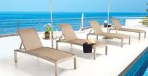 Orion Collection / For contract and hospitality outdoor living, the Orion Collection form Pride Family Brands is crafted to provide designers with a sound solution.