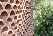Inspiration - Brickwork, Blockwork & Stone / Brick, block and stone details and facades we love.