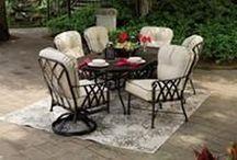 Veranda Collection / Romance Outdoor Furniture from Castelle - the Veranda Collection.