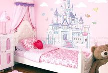 Princess bedroom project