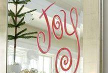 Christmas ~ Decor & DIY Crafts