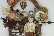 Steampunk Art / by Laura Carson