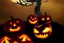 HALLOWEEN!  My  favorite time.... / MY CHRISTMAS>>>>>>>>>>>>>>>>> / by Donna ~~~