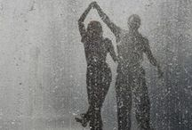 ===STORMY WEATHER=== / WHO DOESNT LIKE PLAYING IN THE RAIN* / by Donna ~~~
