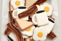 FANCY decorated Cookies~~~~~~~~ / by Donna ~~~