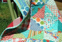 A Quilting and sewing ideas / by Sue Hart-Somerville