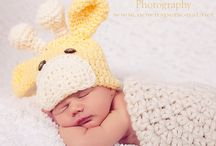 Crochet & Knitted Hats / by Kenna Madsen